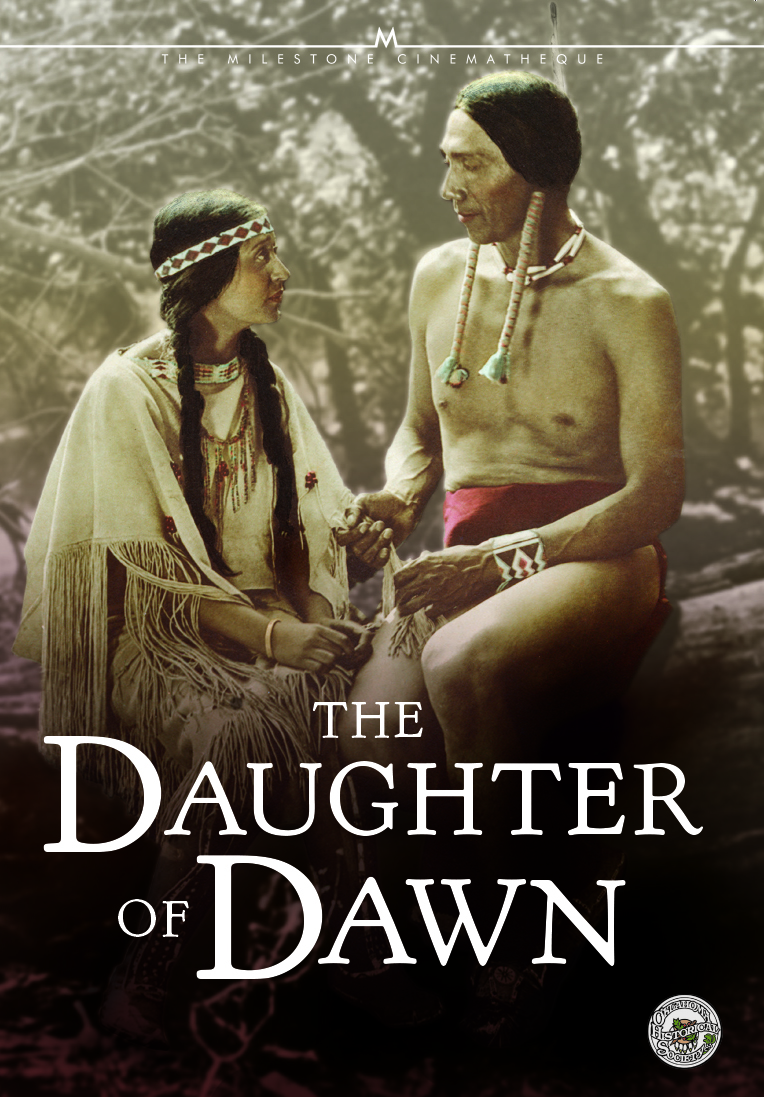 Daughter of Dawn, DVD