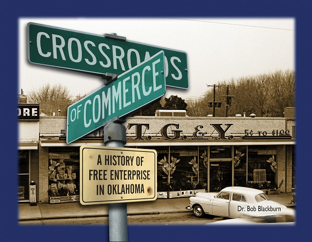 Crossroads of Commerce,DR. BOB BLACKBURN